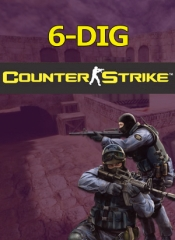Counter-Strike 1.6 [6-DIG]