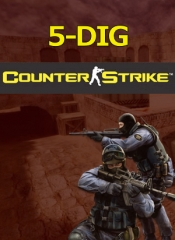 Counter-Strike 1.6 [5-DIG]